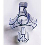 Kit Acrimet 273 0 com 3  roldanas para suporte de fita adesiva