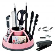 Organizador de mesa maxi office  rose 871 6