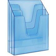 Pasta Acrimet 864 2 organizadora vertical azul