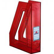 Porta revista Acrimet 276 3  classic vermelho