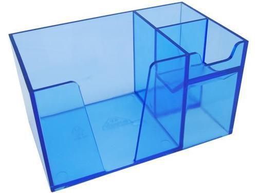 Organizador de mesa azul clear 978 2   Acrimet
