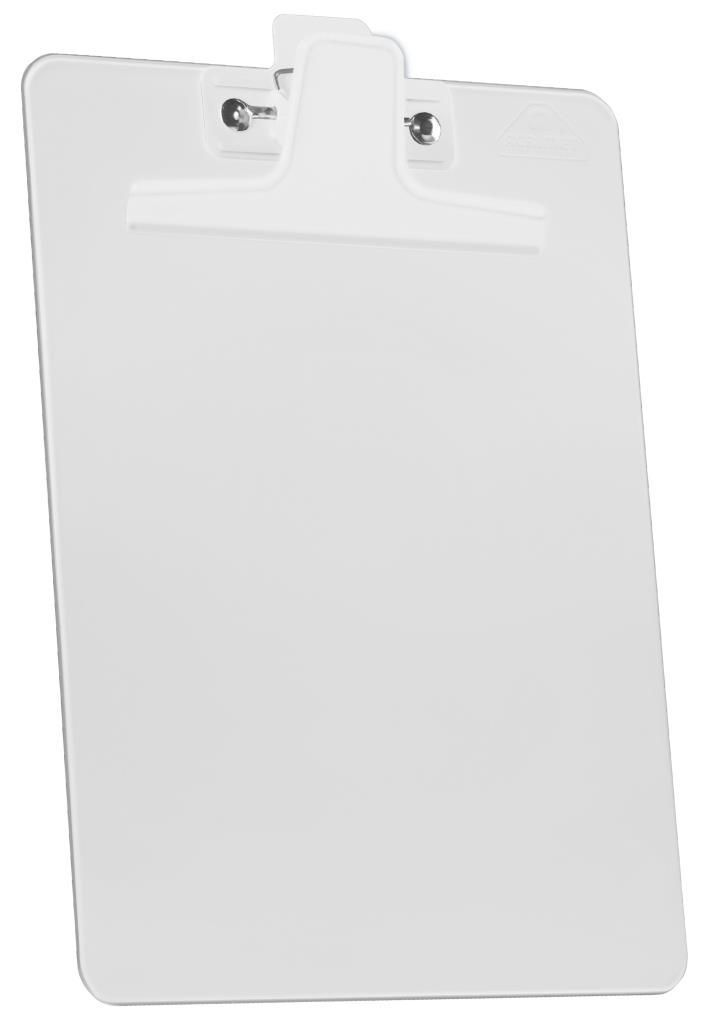 Prancheta 1/2 PP Cristal Prendedor Metalico 150 3