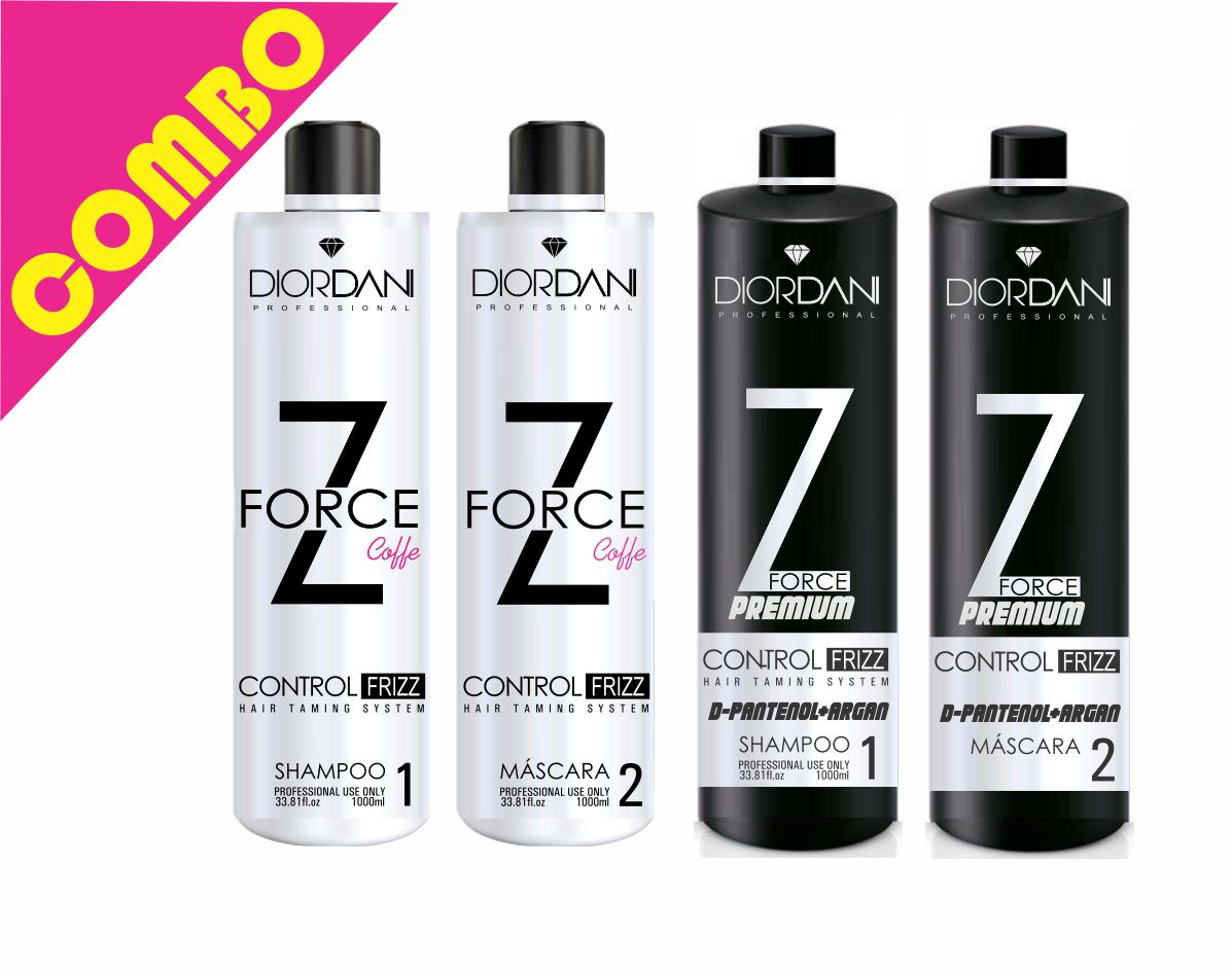 COMBO: PROGRESSIVA Z FORCE COFFE + Z FORCE PREMIUM DIORDANI