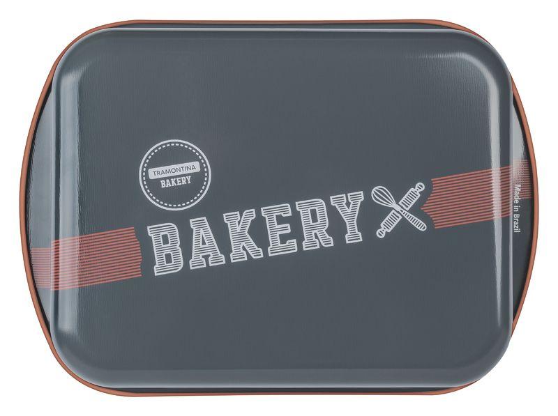 Assadeira Fund Alum 28Cm Bakery Cin