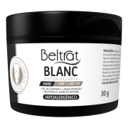 Gel Hard Para Unhas Blanc Beltrat 30g LED/UV Autonivelante