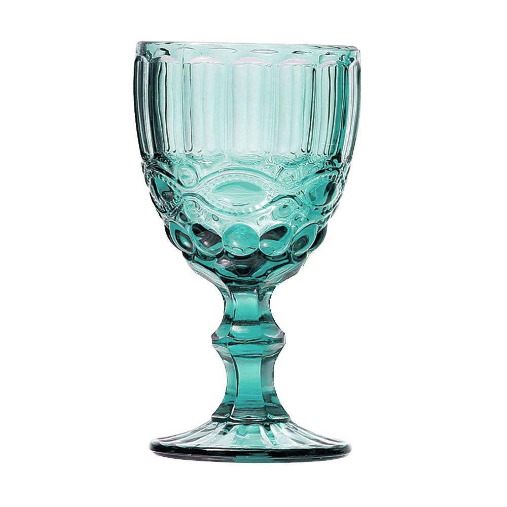 Conjunto de Taças de Água Class Home Tiffany 260ml 886 - 6 Peças