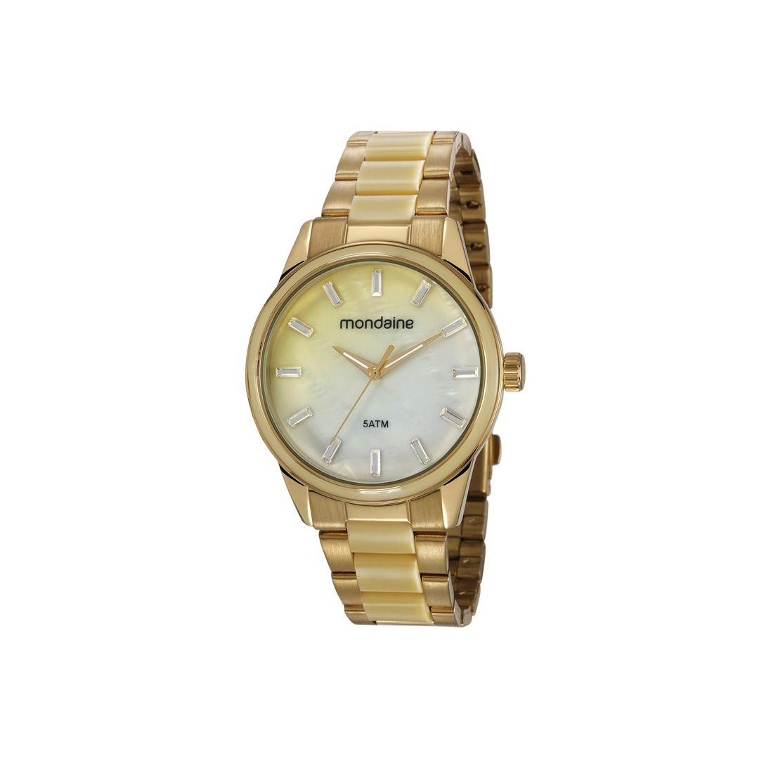 Relógio Feminino Mondaine 53663LPMVDE1