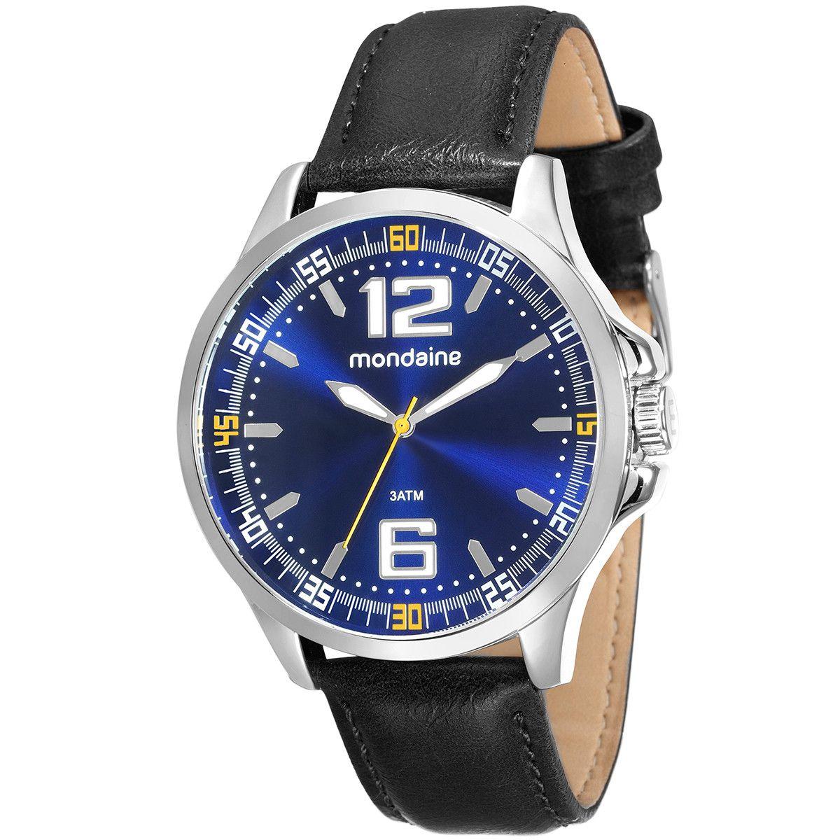 Relógio Masculino Mondaine 76672G0MVNH2