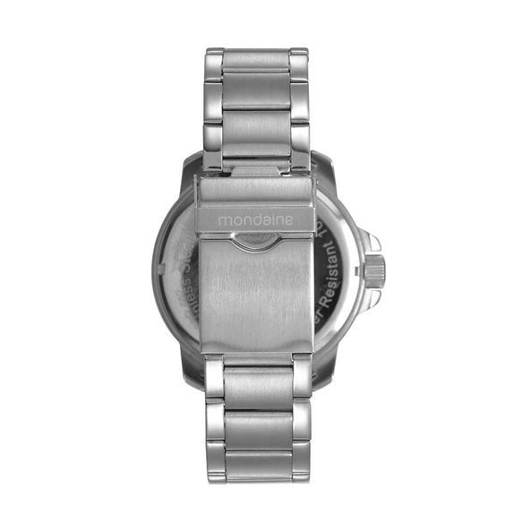 Relógio Masculino Mondaine Visor Texturizado 53647G0MVNS2