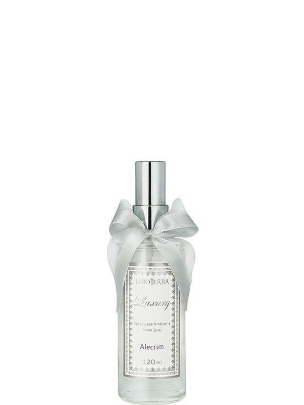 Spray p/ Ambiente Laboterra Luxury Alecrim 120ml 1501