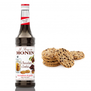 Xarope Monin Cookie de Chocolate 700ml