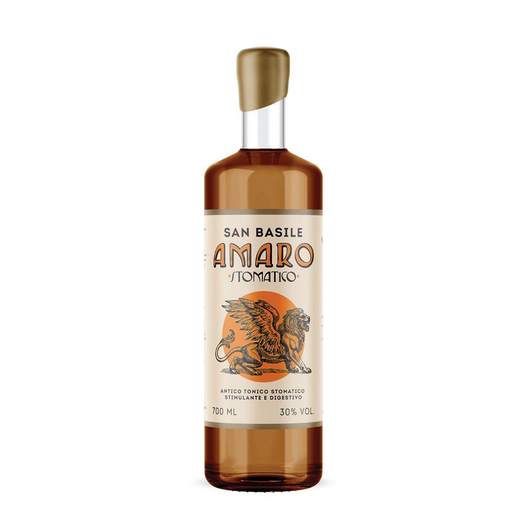 Amaro Stomatico San Basile 700ML
