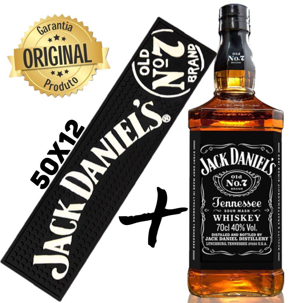 Jack Daniels Old NO.7 1L + Barmat Grande