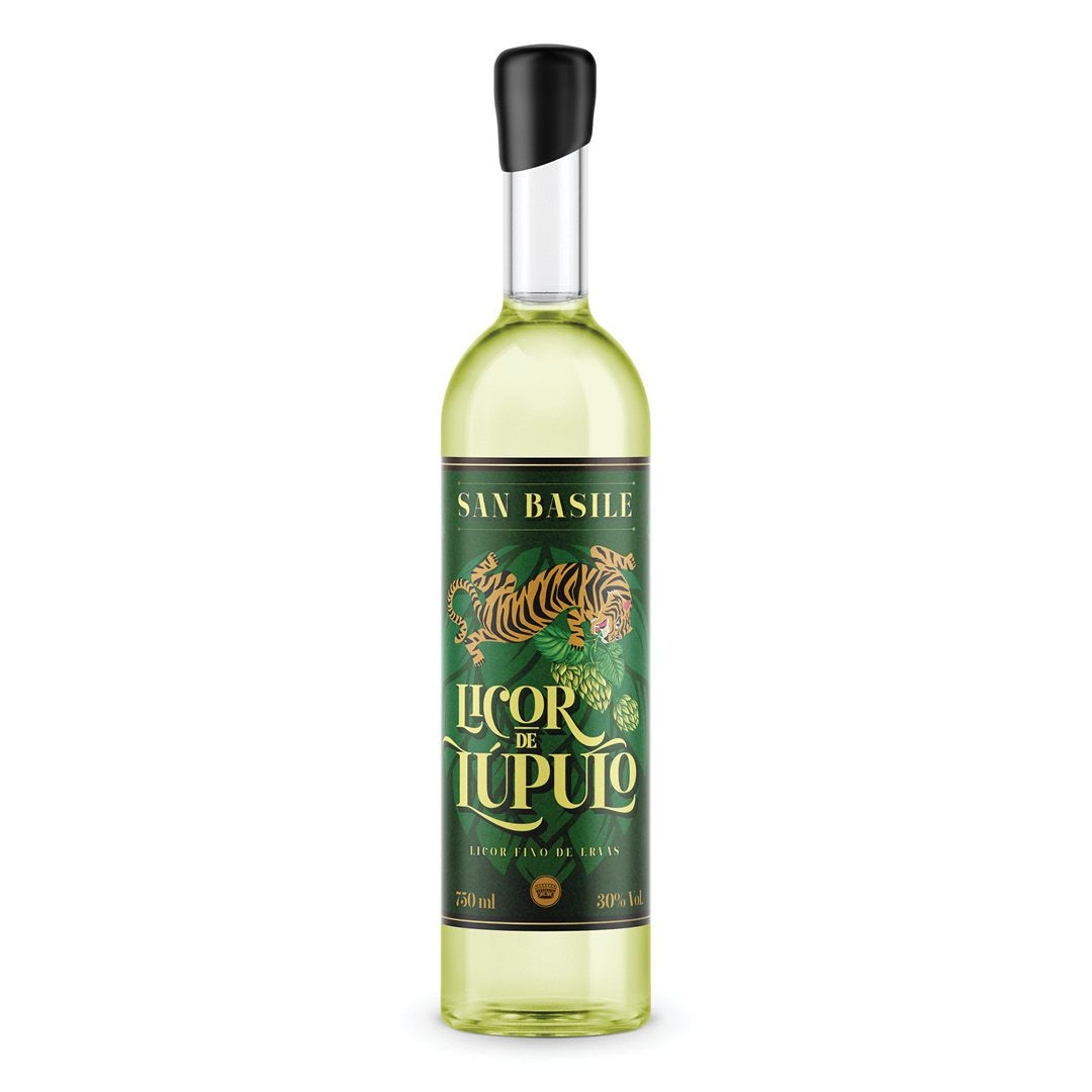 Licor de Lupulo San Basile 700ML
