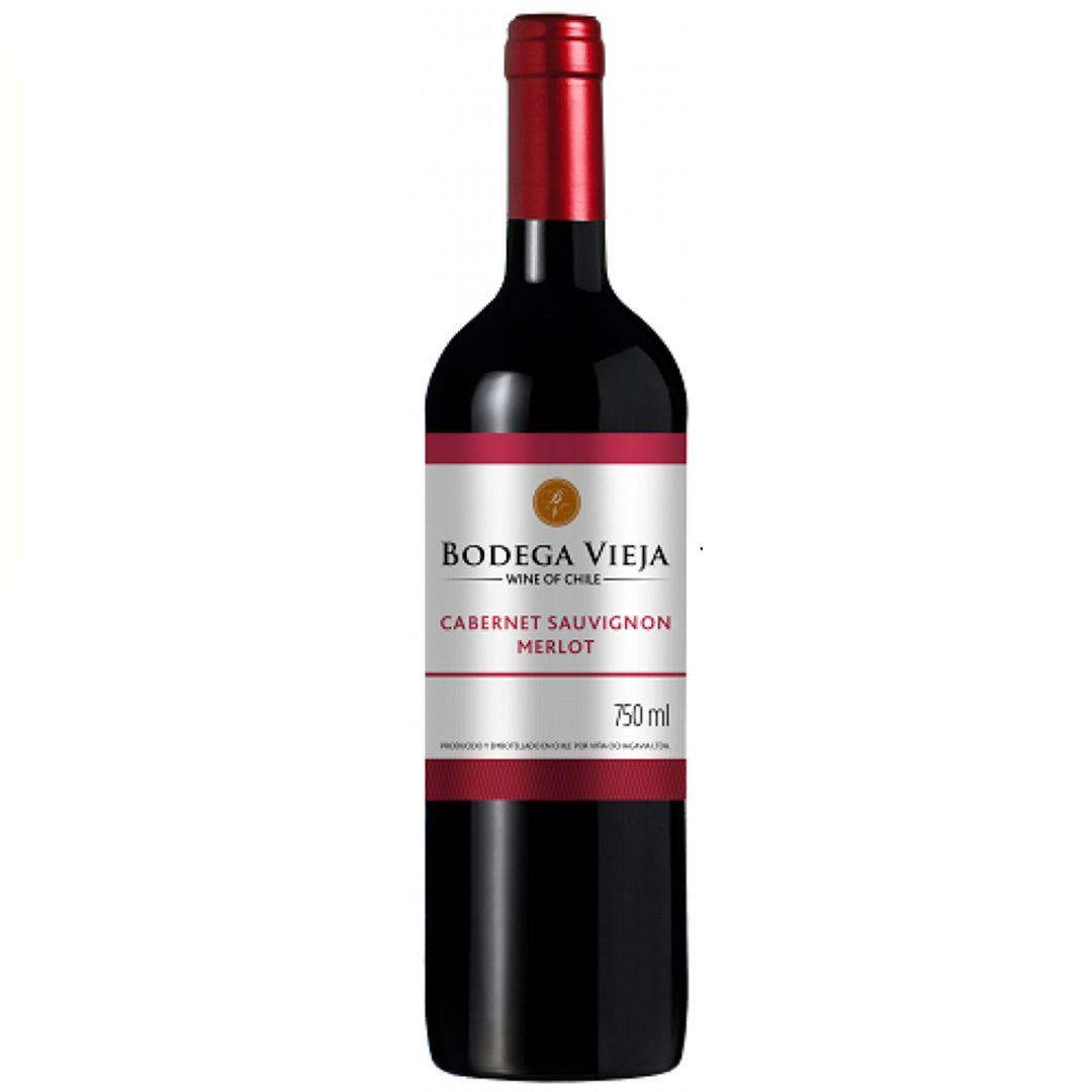 Vinho Bodega Vieja Cabernet Sauvignon Merlot 750ml