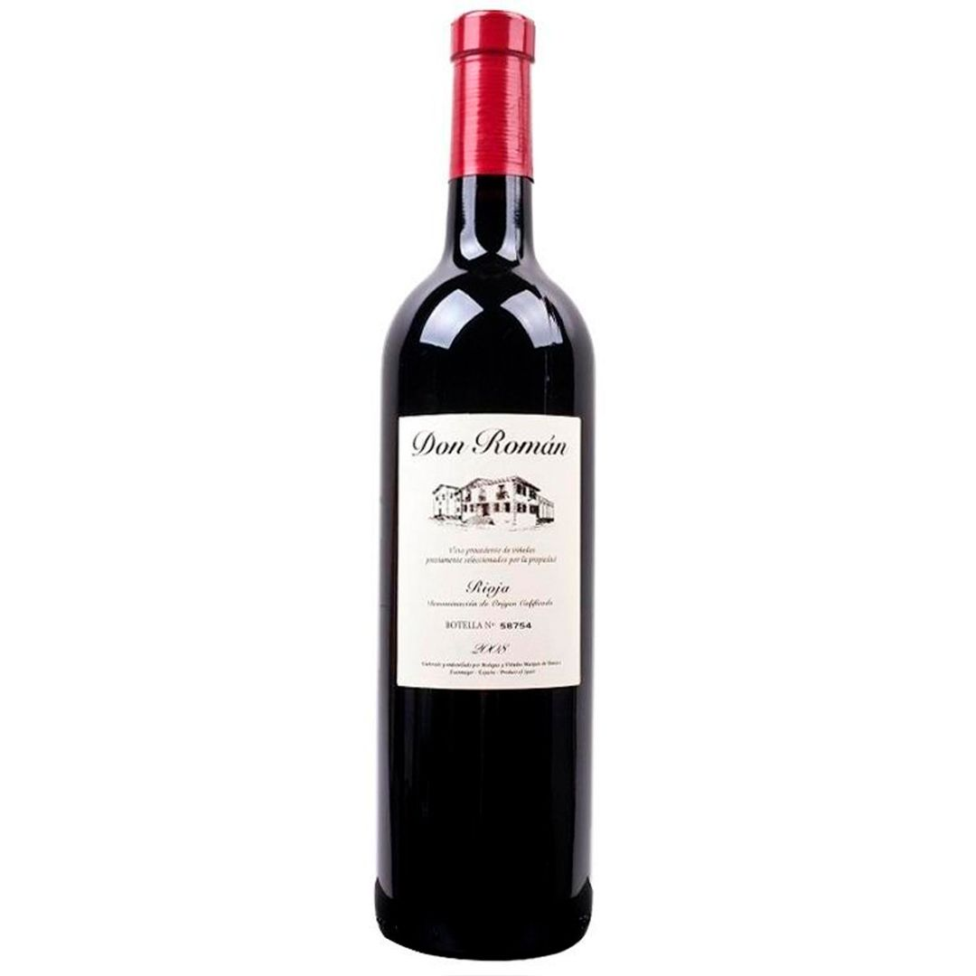 Vinho Don Roman Tinto  750ml