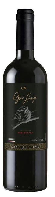 Vinho Gran Amigo Red Blend Gran Reserva