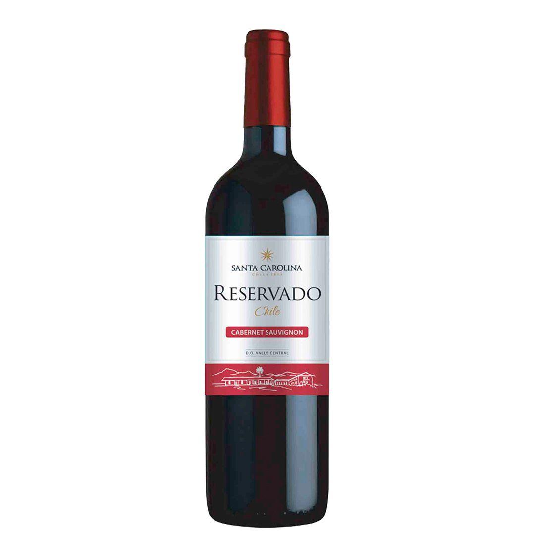 Vinho Santa Carolina Cabernet Sauvignon 750ml