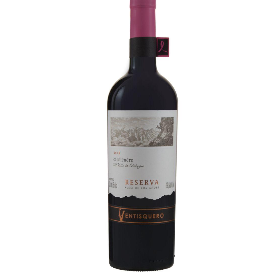 Vinho Ventisquero Classico Carmenére 750ml