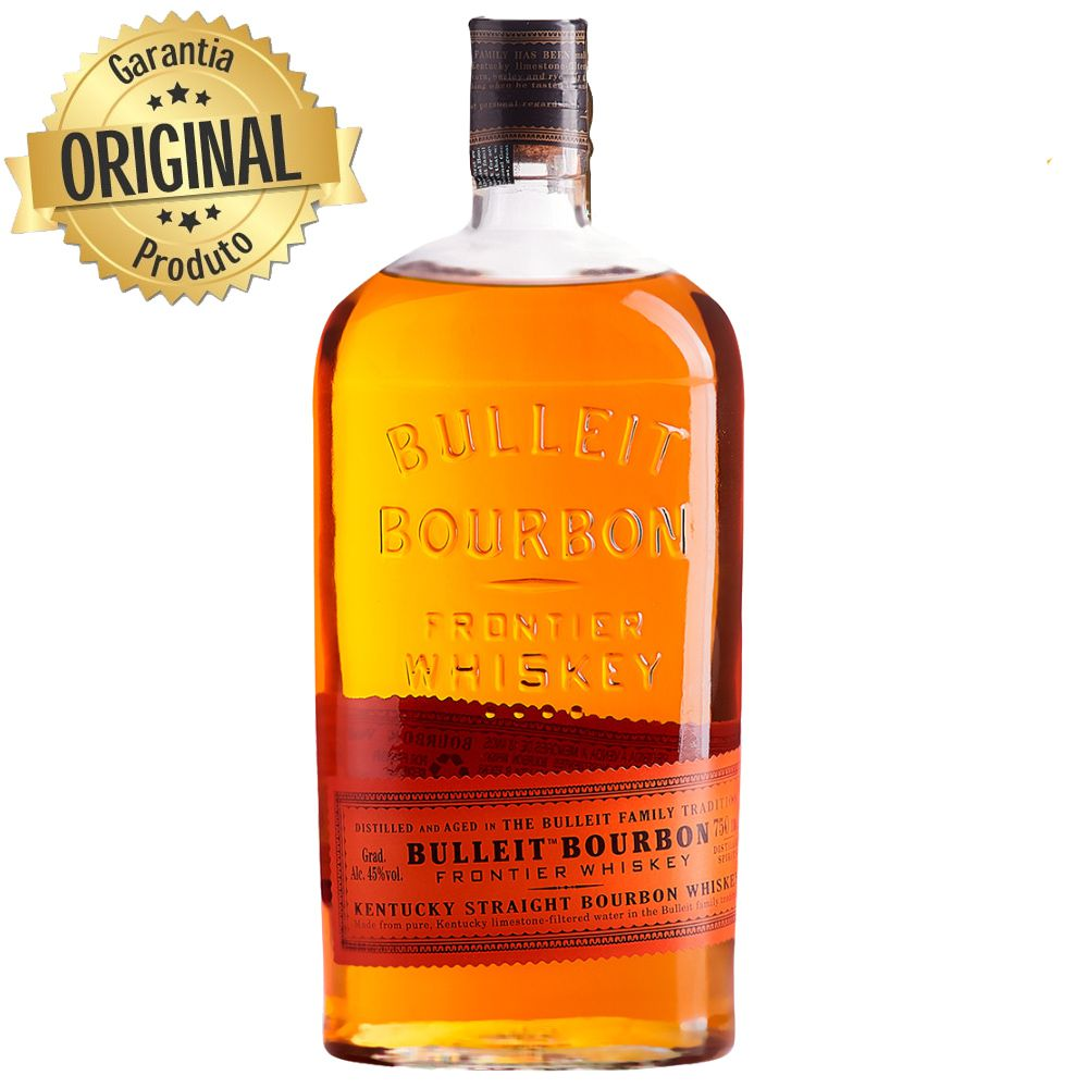 Whisky Bourbon Bulleit 700 ml