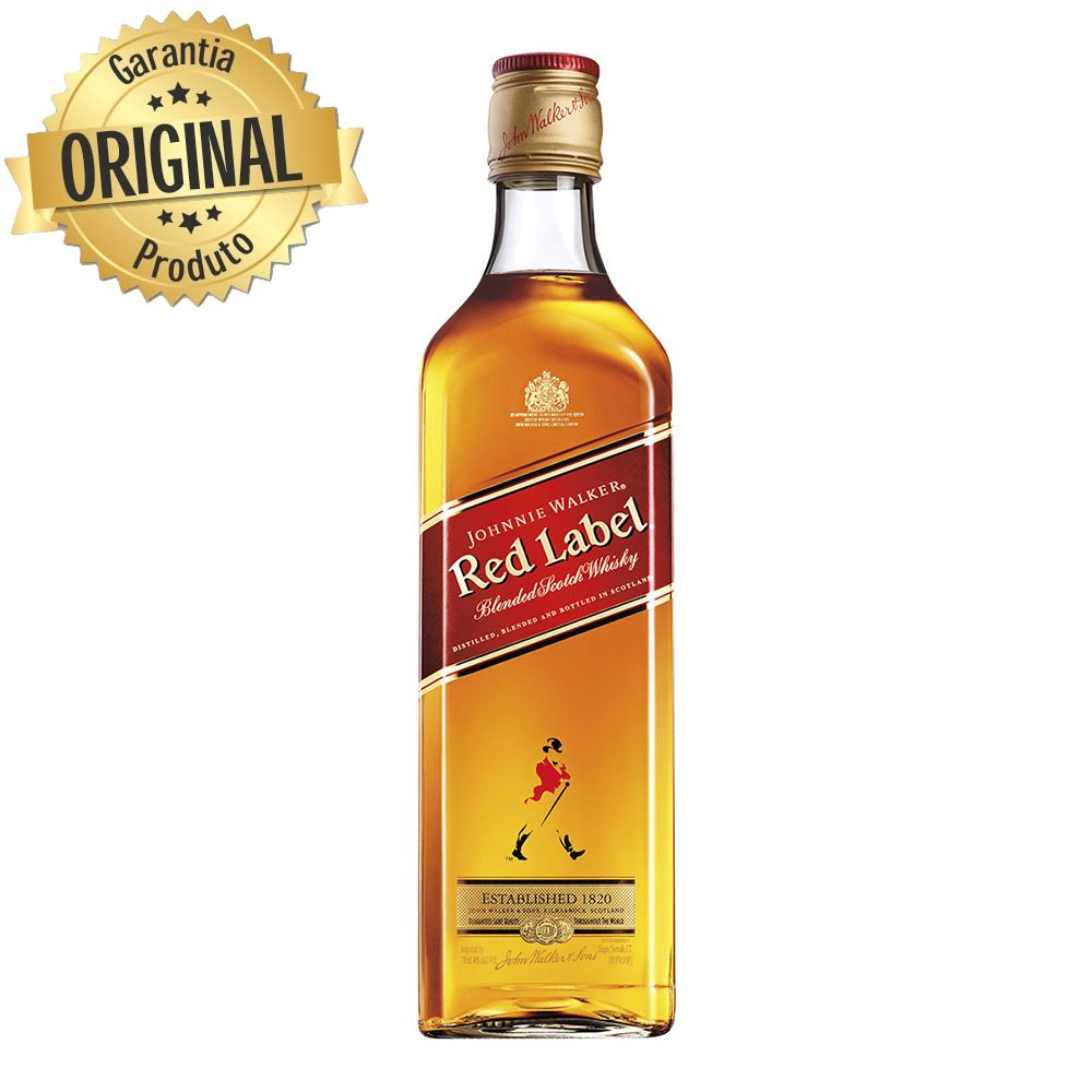 Whiskey Johnnie Walker Red Label 1L