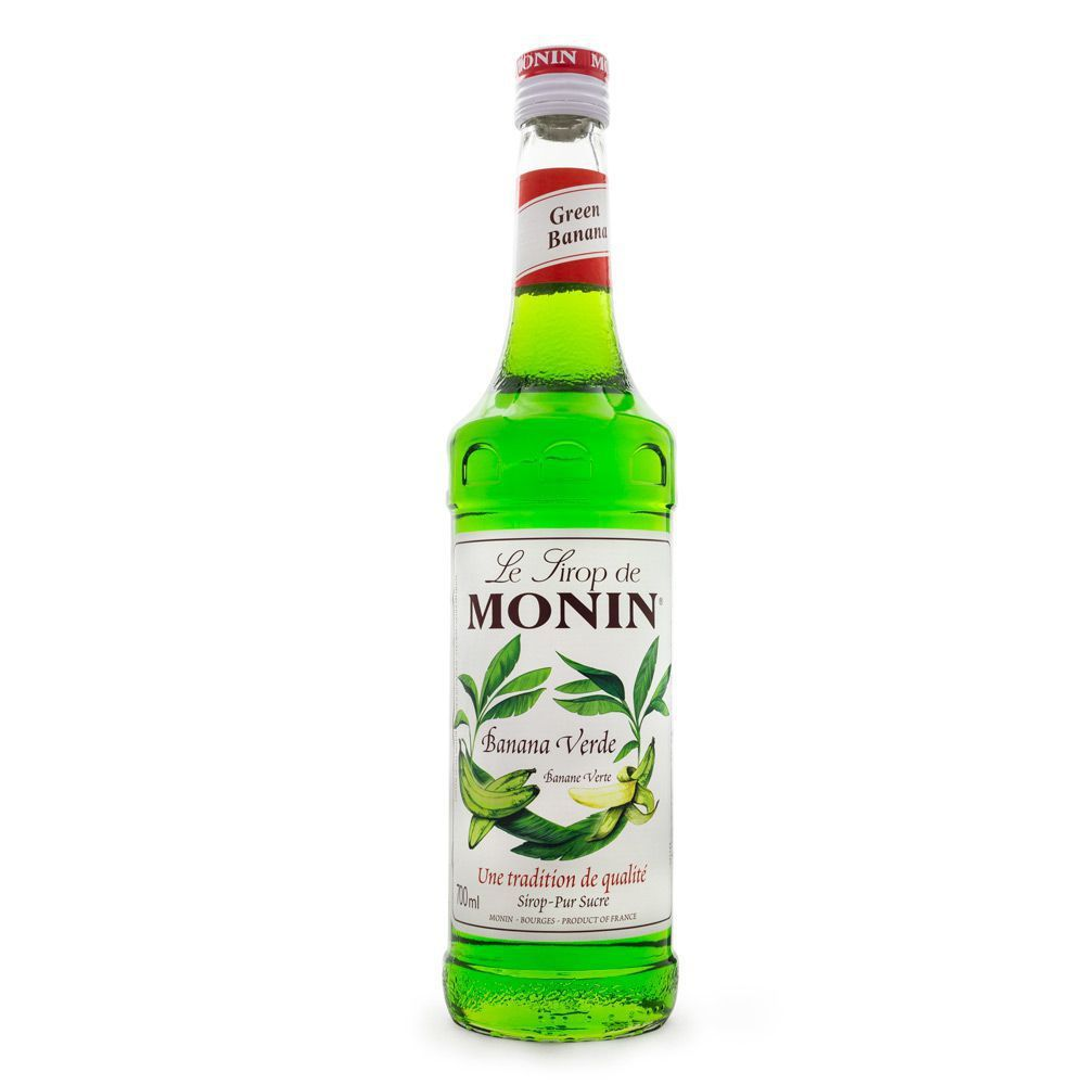 Xarope Monin Banana Verde 700ml