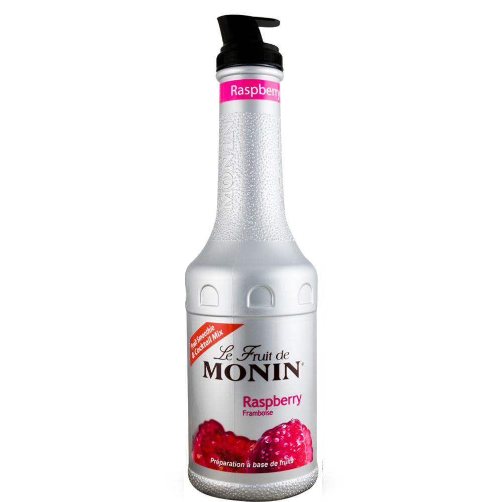 Xarope Monin Pure de Framboesa 1L