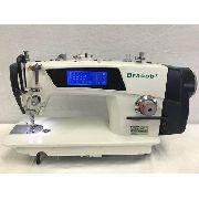 Costura Reta Industrial Eletrônica DirectDrive BRACOB BC D5 4 220 volts