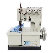 Máquina de Costura Galoneira Doméstica 3 agulhas BRACOB BC 2600