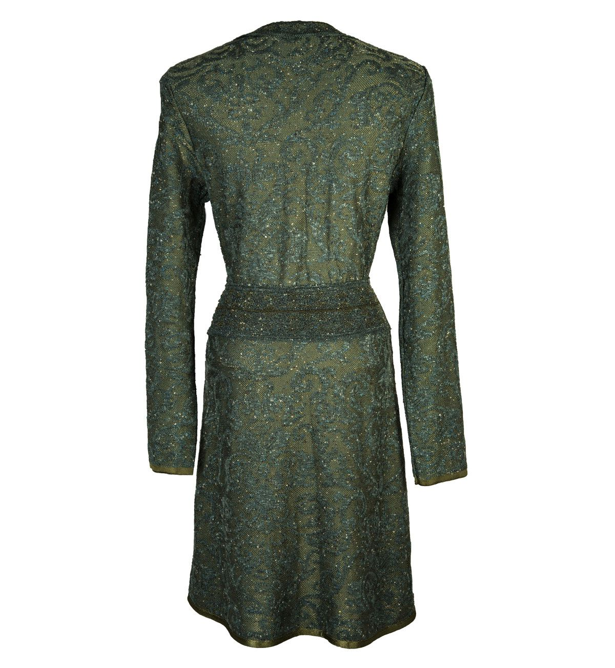 Vestido Jactrans Olive