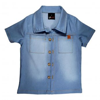 Camisa Jeans Soft