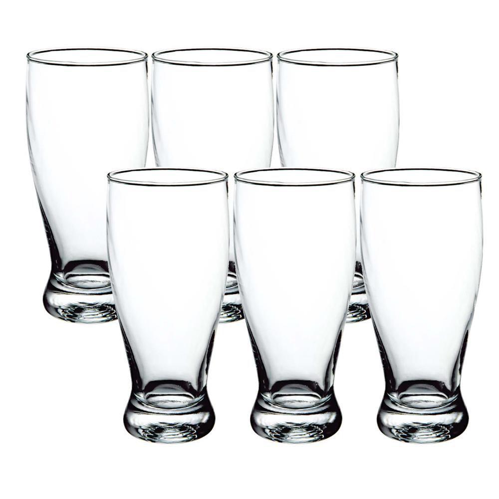 Jogo 6 Copos Cerveja