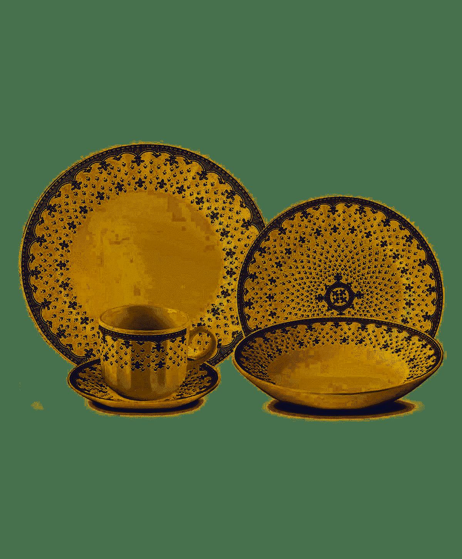 Jogo De jantar  Em Cerâmica