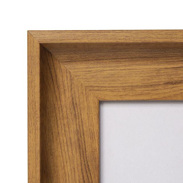 Porta Retrato em Madeira Natural 13X18cm