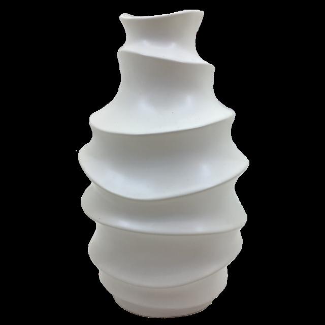 Vaso Alto em Cerâmica