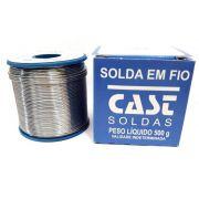ESTANHO SOLDA 500 GRAMAS CAST METAIS 60X40 - 189MS X 10MM