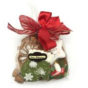 Pacote de Biscoitos Sortidos Natal M