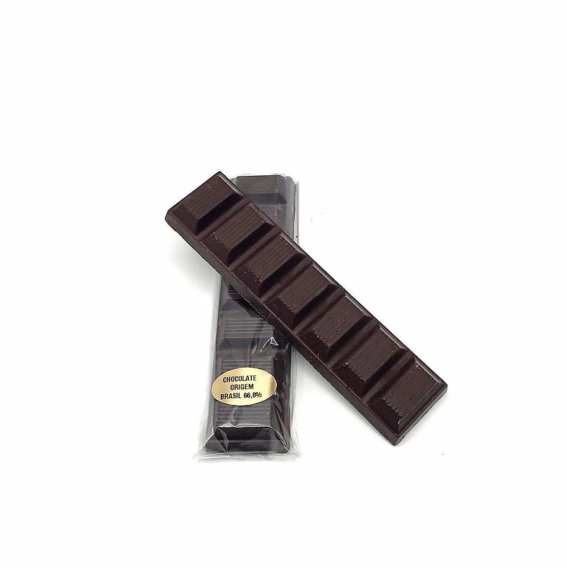 Barra de Chocolate Origem Brasil 66,8%