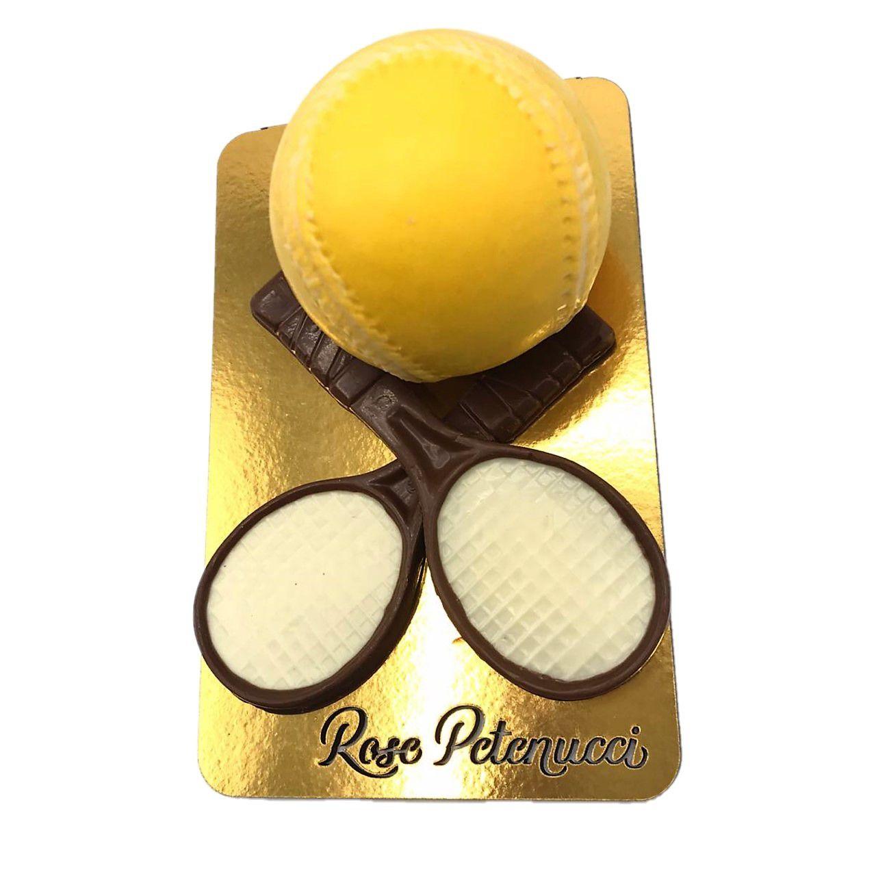 Bola de Tênis e Raquetes