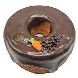Bolo de Cenoura com Chocolate Pequeno