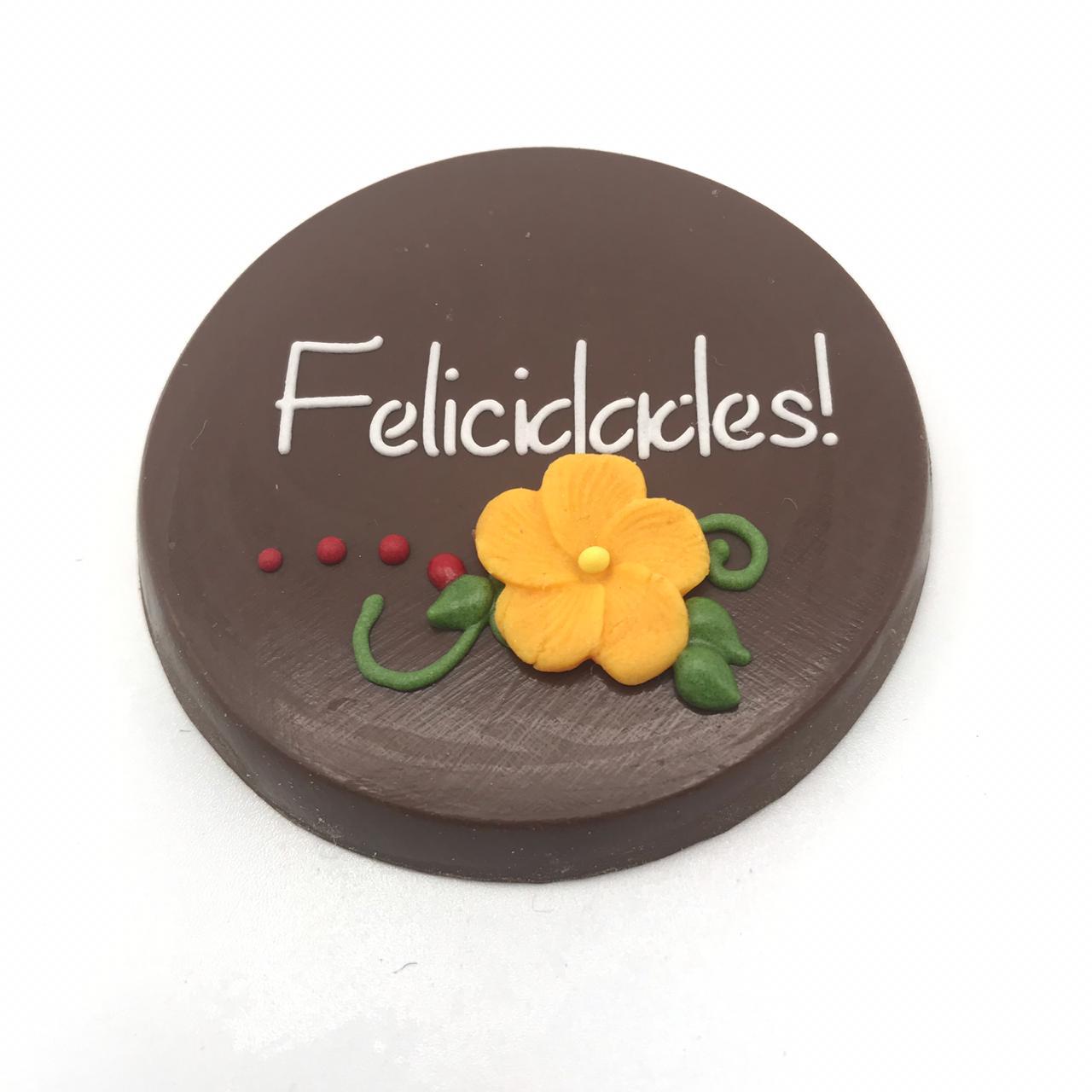 """Bombolacha """"Felicidades"""""""