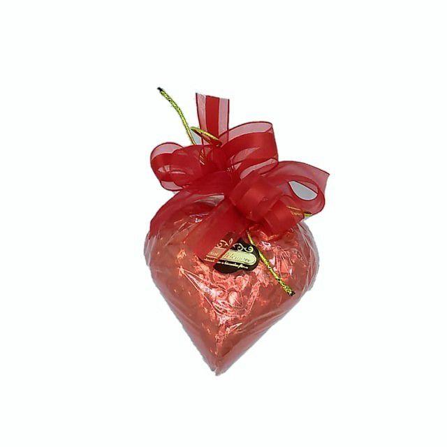 Coração de Chocolate ao Leite Médio