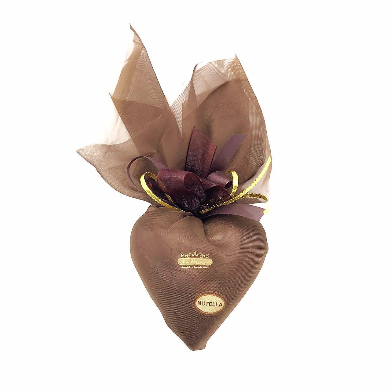 Coração de Chocolate com Nutella M