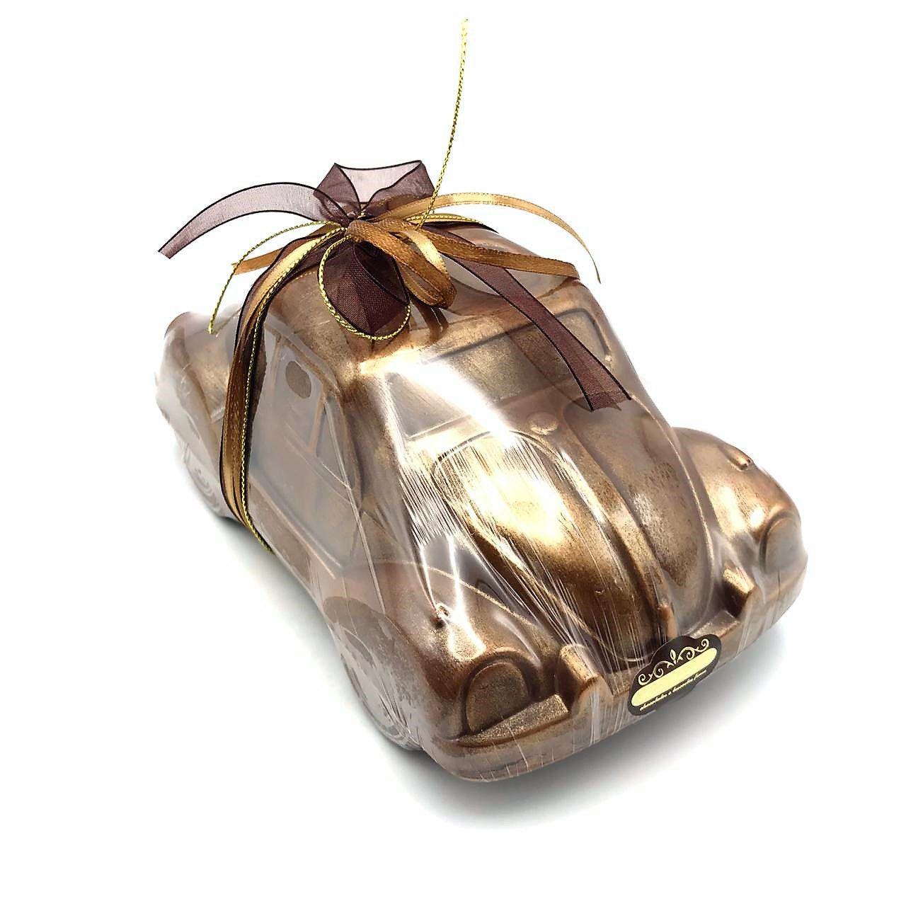 Fusca de Chocolate ao Leite