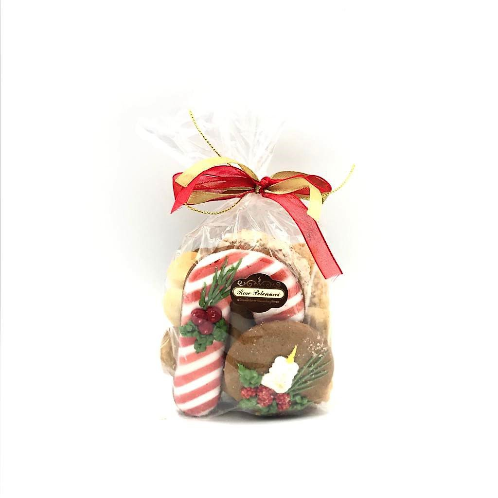 Pacote de Biscoitos Sortidos Natal P