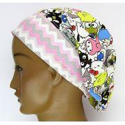 TF546  - Touca estampa Hello Kitty