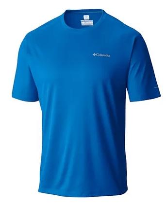 Camisetas Columbia Zero