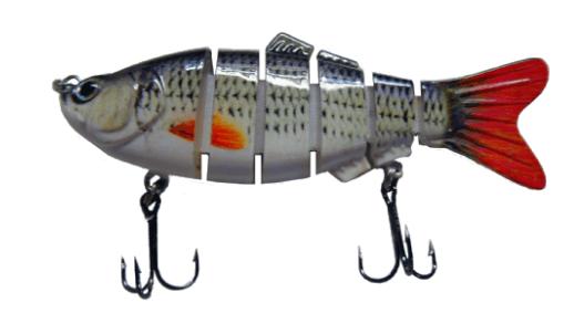Isca artificial Lambari articulado Lixada