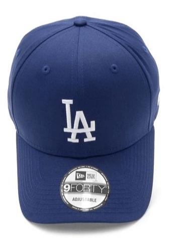 BONÉ NEW ERA 940 LOS ANGELES DODGERS MLB AZUL MARINHO