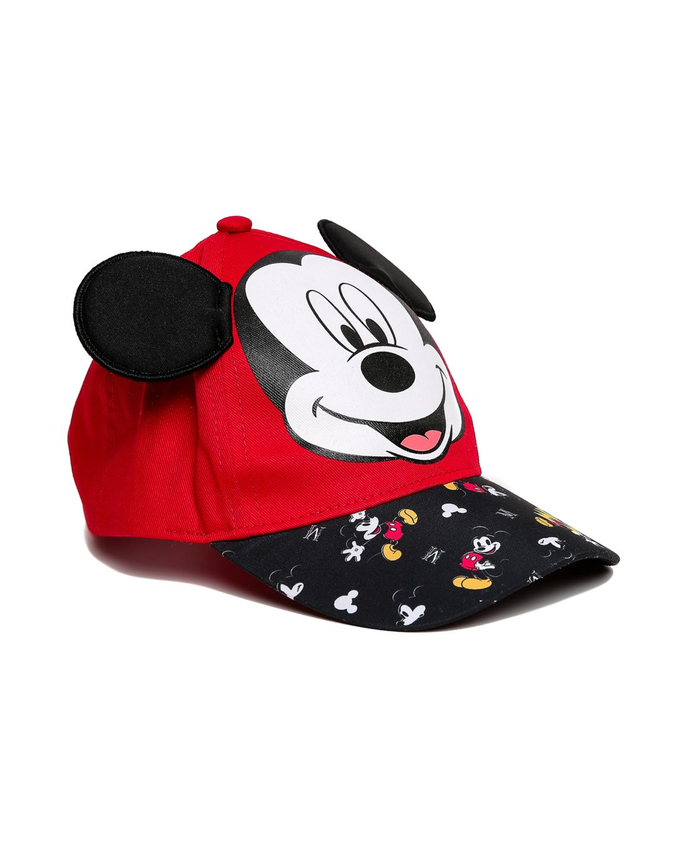 Boné Aba Curva Mickey